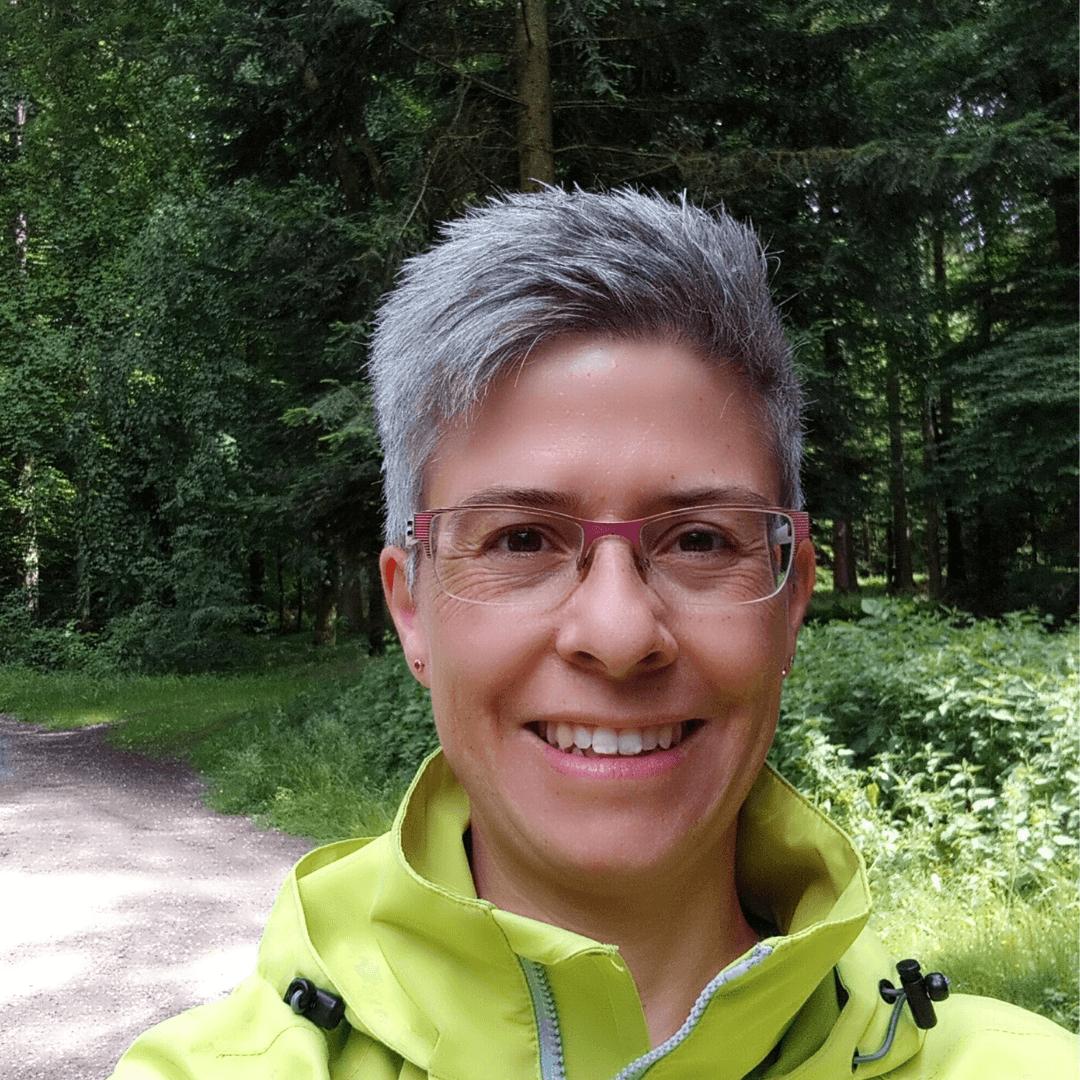 Rangerin Madeleine Gersbach